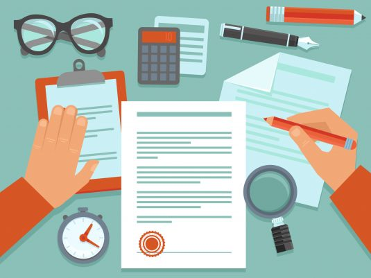 Documents for business loan