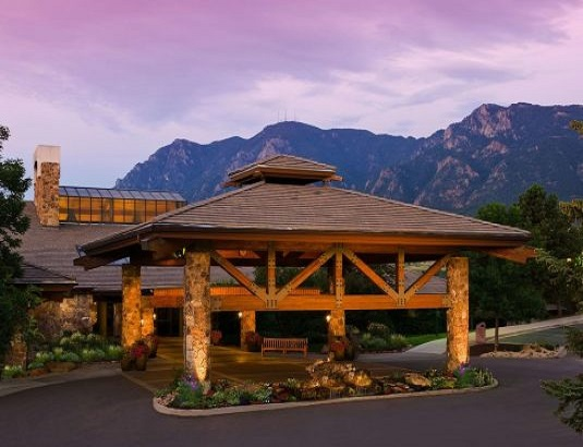 Colorado Special first night Resorts and Lodges