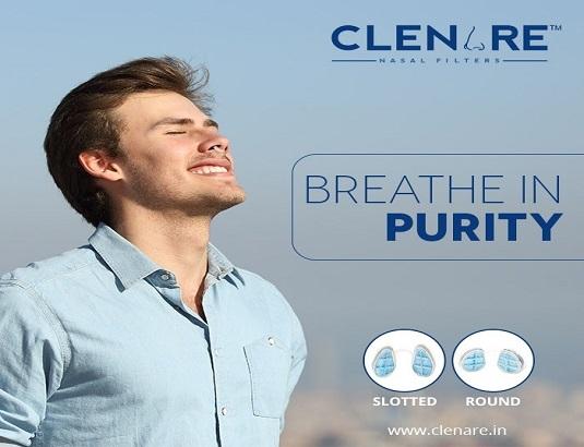 breathe in purity