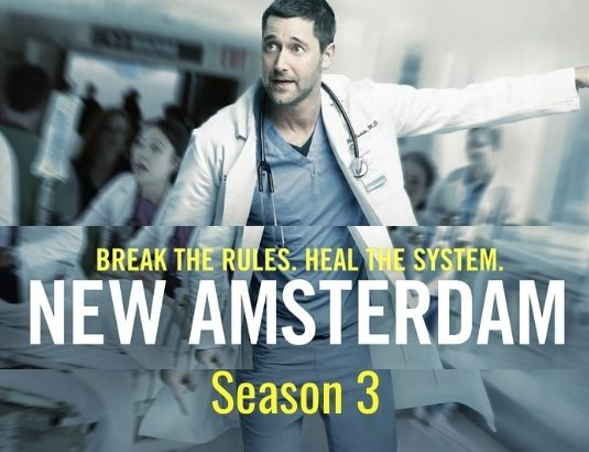 New Amsterdam Season 3 UK