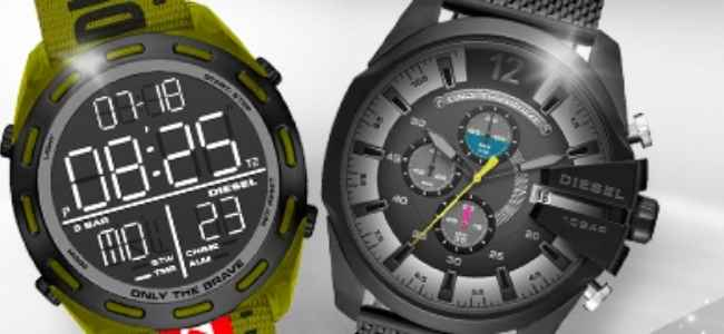 6 Affordable But Classy Diesel Watches to Consider