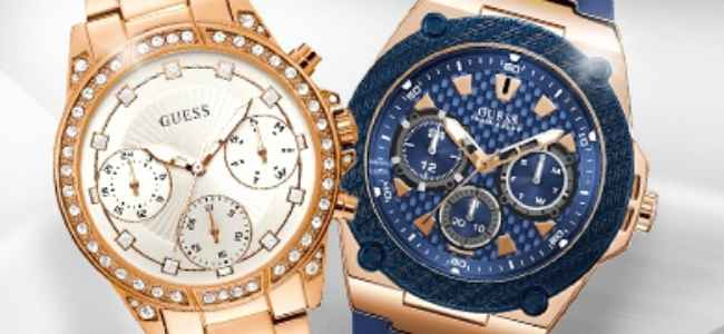 Take A Look Back At The Origin of Guess Watches